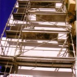 Alquiler de andamios en Formentera