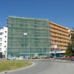 Alquiler de andamios en Ibiza: Rehabilitaciones