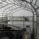 Carpas para barcos con ventilacion
