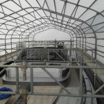 Carpas para barcos en mantenimiento