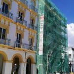 Andamios Ibiza centro
