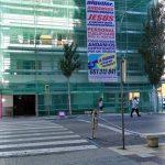 Instalacion andamios Ibiza